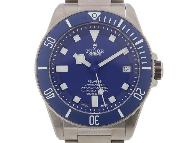 Tudor Pelagos Diver dunkelblau