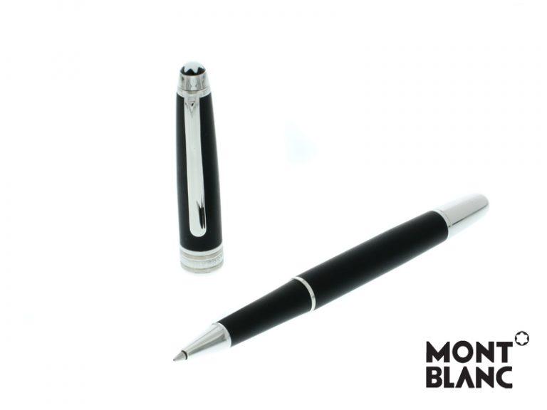 Mont Blanc Meisterstück Ultra Black Midsize Kugelschreiber