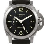 Product:Panerai Luminor 1950 3 Days GMT Acciaio
