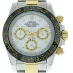 Product:Rolex Cosmograph Daytona 2017 bicolor weiss
