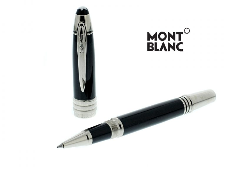 Mont Blanc John F. Kennedy Special Edition Rollerball blk