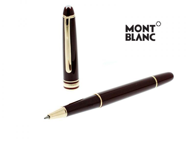 Mont Blanc Meisterstück Gold Classique
