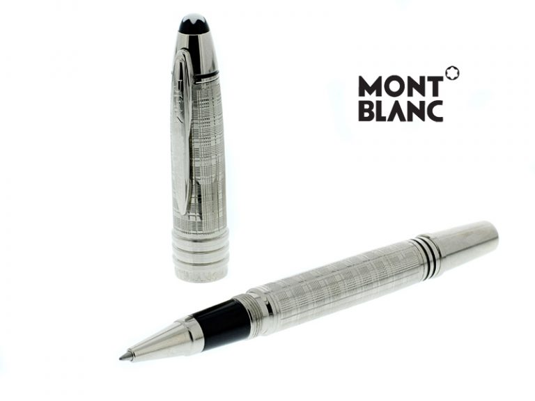 Mont Blanc Meisterstück LeGrand Sterling Silver