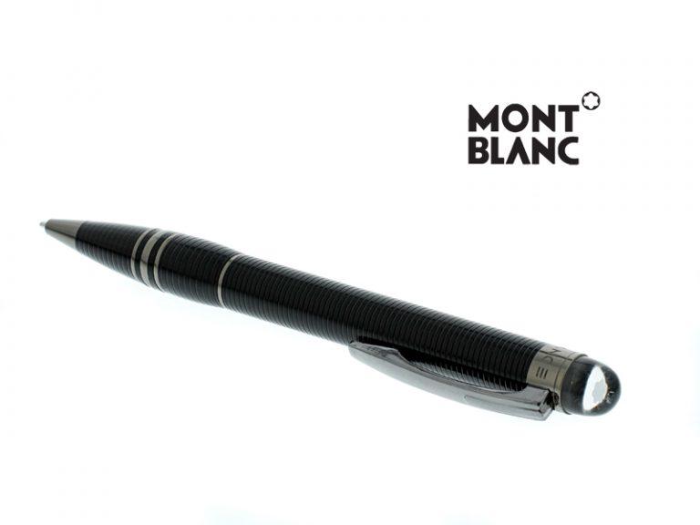 Mont Blanc StarWalker schwarz Kugelschreiber