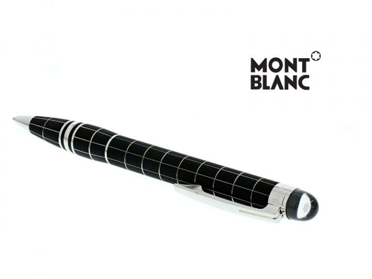 Mont Blanc StarWalker Metal Rubber Kugelschreiber