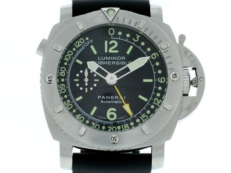 Panerai Luminor Pangaea Submersible 47