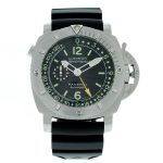 8 Abbildung zum Produkt Panerai Luminor Pangaea Submersible 47