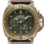 Product:Luminor Submersible Power Reserve Bronze 47mm
