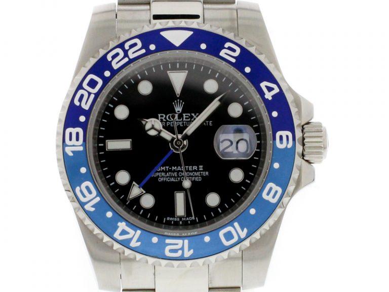 Rolex GMT Master II Keramik Blueberry