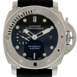 Product:Panerai Luminor Submersible mit Kautschukband