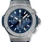 Product:Hublot Big Bang Steel Blue 44mm
