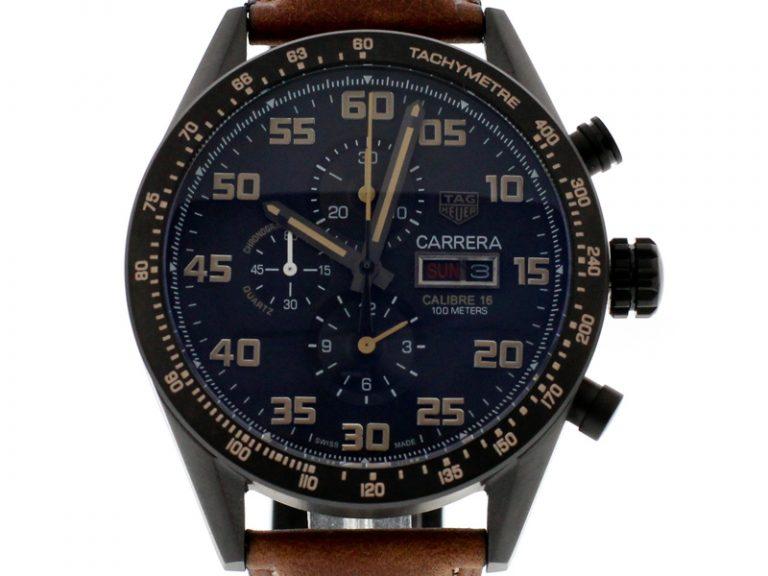 Tag Heuer Carrera Chronograph CALIBRE 16 43mm