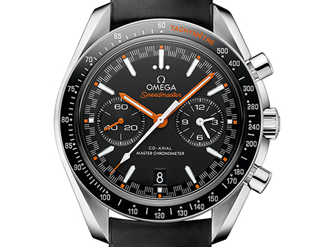Omega Speedmaster Racing CHRONOMETER Lederband