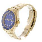 6 Abbildung zum Produkt Rolex Submariner Date 18k Gold blaue Keramik-Lünette