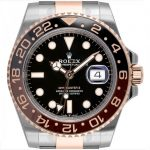 Product:Rolex GMT Master II 2019 Rosegold / Stahl
