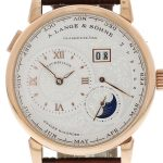 Product:A. Lange & Söhne Lange 1 Mondphase Rotgold weiß/braun
