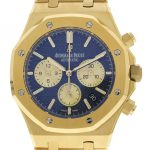 2 Abbildung zum Produkt Audemars Piguet Royal Oak Chronograph Gold 41mm