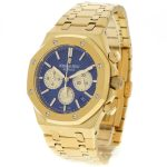 3 Abbildung zum Produkt Audemars Piguet Royal Oak Chronograph Gold 41mm