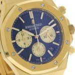 8 Abbildung zum Produkt Audemars Piguet Royal Oak Chronograph Gold 41mm