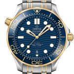 Product:Omega Seamaster 300M Diver 42 mm Stahl / Gold
