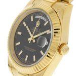 3 Abbildung zum Produkt Rolex Day-Date 40mm Gelbgold President Schwarz