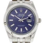 Product:Rolex Datejust 41mm Modell 2019 Jubilee Blau