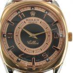 5 Abbildung zum Produkt Rolex Cellini Danaos mit braunem Lederband