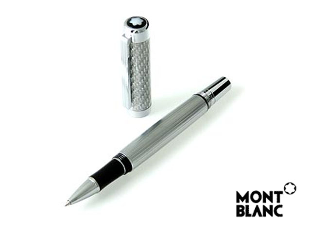 Mont Blanc Meisterstock Platinum Finish MB10