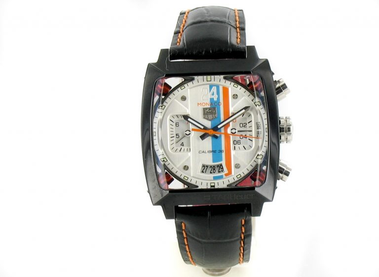 Tag Heuer 24 Concept Chrono weiss