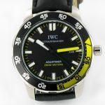 Product:IWC Aquatimer Automatik leder/schwarz