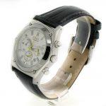2 Abbildung zum Produkt Ebel 1911 Chronograph Chronometer Automatik silber
