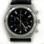 3 Abbildung zum Produkt Ebel 1911 Chronograph Chronometer Automatik schwarz