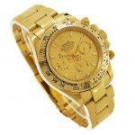 5 Abbildung zum Produkt Rolex Daytona gold mit goldenem Zifferblatt