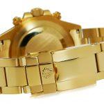 8 Abbildung zum Produkt Rolex Daytona gold mit goldenem Zifferblatt