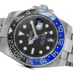 3 Abbildung zum Produkt Rolex New GMT Master 2013 Keramik Blau Schwarz