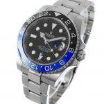 4 Abbildung zum Produkt Rolex New GMT Master 2013 Keramik Blau Schwarz