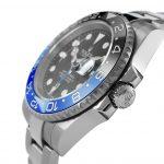 6 Abbildung zum Produkt Rolex New GMT Master 2013 Keramik Blau Schwarz