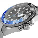 7 Abbildung zum Produkt Rolex New GMT Master 2013 Keramik Blau Schwarz