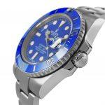 6 Abbildung zum Produkt Rolex Submariner Weissgold blau mit Keramik-Lünette