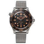 1 Abbildung zum Produkt OMEGA Seamaster James Bond Diver 300M 007 Edition