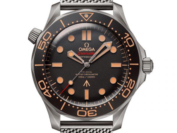 OMEGA Seamaster James Bond Diver 300M 007 Edition