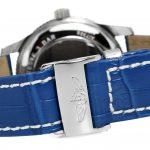 7 Abbildung zum Produkt Breitling Navitimer Automatic 41 Leder Blau