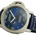 6 Abbildung zum Produkt Panerai Luminor Marina 70 Jahre Special Edition Blau