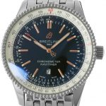 Product:Breitling Navitimer Automatic 41 Stahl Schwarz