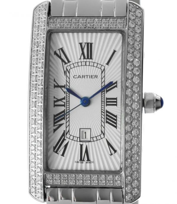 Cartier Tank Americaine Small