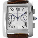 1 Abbildung zum Produkt Cartier Tank MC Chronograph