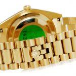 7 Abbildung zum Produkt Rolex Daydate Gelbgold 41mm weißes Zifferblatt