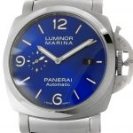 Product:Panerai Luminor Marina Specchio Blau