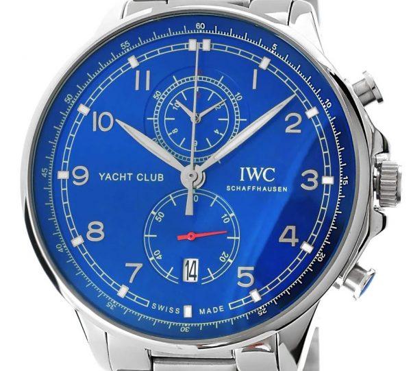 IWC Portugieser Automatic Yacht Club Chronograph