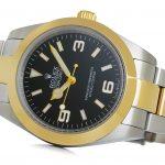 3 Abbildung zum Produkt Rolex Explorer - Edelstahl Gelbgold 36mm